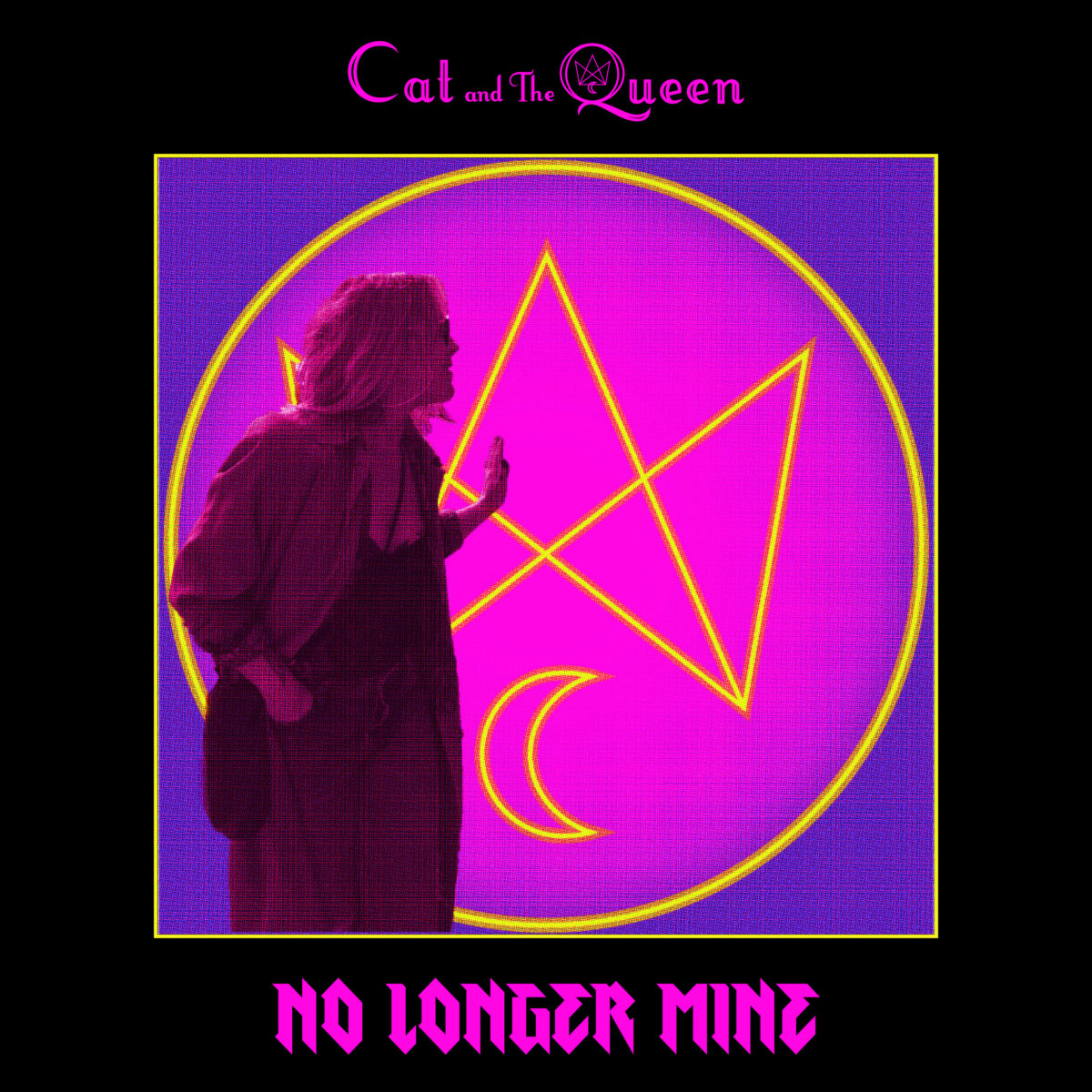 No Longer Mine - Single by Cat and the Queen